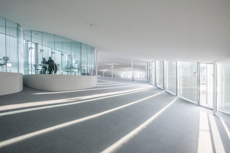 2bfc51bafcb SANAA – Rolex Learning Center Interior « LICHTAR